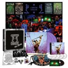 Cirith Ungol: I'm Alive (Limited Handnumbered Deluxe Box Set), 12 CDs