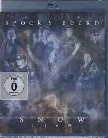 Spock's Beard: Snow: Live, 2 Blu-ray Discs