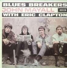 John Mayall & Eric Clapton: John Mayall & The Bluesbrakers With Eric Clapton (180g), LP