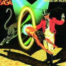 Saga: Heads Or Tales, CD