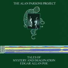 The Alan Parsons Project: Tales Of Mystery And Imagination, CD