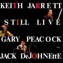Keith Jarrett (geb. 1945): Still Live, 2 CDs