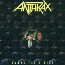 Anthrax: Among The Living, CD