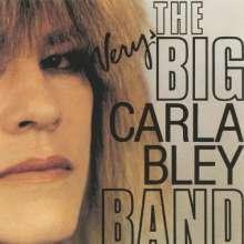 Carla Bley (geb. 1938): The Very Big Carla Bley Band, LP
