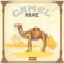 Camel: Mirage + 4, CD