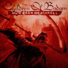 Children Of Bodom: Hate Crew Deathroll, CD