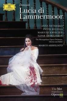 Gaetano Donizetti (1797-1848): Lucia di Lammermoor, 2 DVDs