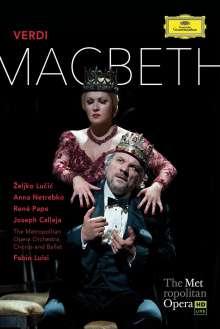 Giuseppe Verdi (1813-1901): Macbeth, 2 DVDs