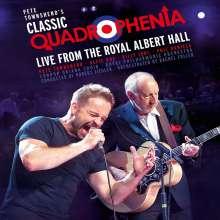 Pete Townshend: Classic Quadrophenia: Live From Royal Albert Hall 2015, Blu-ray Disc