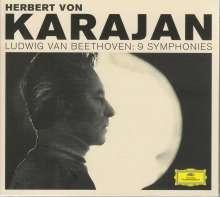Ludwig van Beethoven (1770-1827): Symphonien Nr.1-9 (Blu-ray Audio / Dolby Atmos), 2 Blu-ray Audio