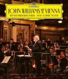 Anne-Sophie Mutter & John Williams - In Vienna, Blu-ray Disc