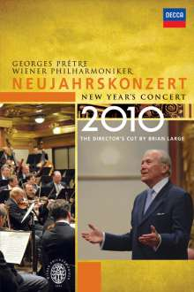 Das Neujahrskonzert Wien 2010, DVD
