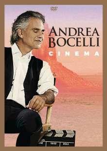 Andrea Bocelli: Cinema (Special Edition), DVD