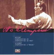 Otto Klemperer dirigiert, CD