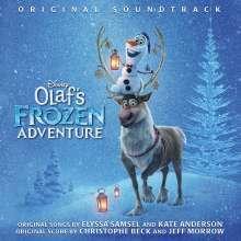 Filmmusik: Olaf's Frozen Adventure, CD