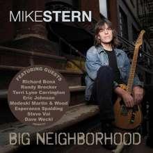 Mike Stern (geb. 1953): Big Neighborhood, CD