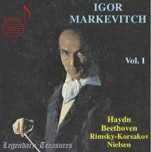 Igor Markevitch Vol.1 - Legendary Treasures, 2 CDs