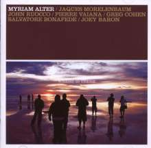 Myriam Alter: Where Is There, CD
