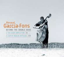 Renaud Garcia-Fons (geb. 1962): Beyond The Double Bass, 1 CD und 1 DVD