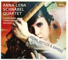 Anna-Lena Schnabel (geb. 1989): Books, Bottles & Bamboo, CD