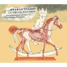 György Ligeti (1923-2006): Le Grand Macabre, 2 CDs