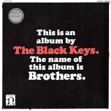 """The Black Keys: Brothers (10th Anniversary) (remastered) (Limited Deluxe Edition), 9 Singles 7"""""""