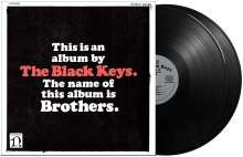 The Black Keys: Brothers (Deluxe Remastered 10th Anniversary Edition), 2 LPs