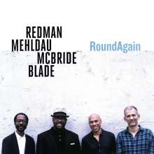 Joshua Redman, Brad Mehldau, Christian McBride & Brian Blade: RoundAgain, LP