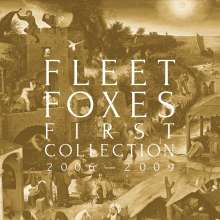 """Fleet Foxes: First Collection 2006-2009 (Limited-Edition), 4 Single 12""""s"""