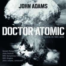 John Adams (geb. 1947): Doctor Atomic, 2 CDs