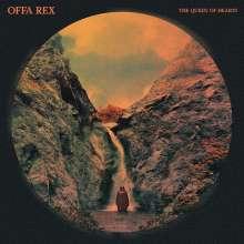 Offa Rex: The Queen Of Hearts, CD