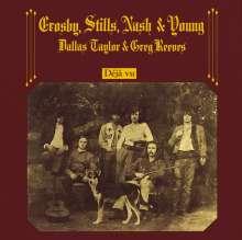 Crosby, Stills, Nash & Young: Déjà Vu, CD
