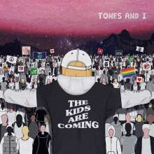 Tones And I: The Kids Are Coming, CD