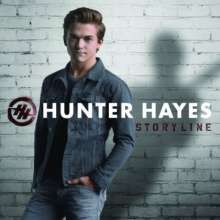Hunter Hayes: Storyline, CD