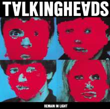 Talking Heads: Remain In Light, CD