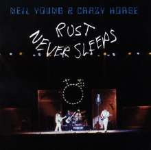 Neil Young: Rust Never Sleeps, CD