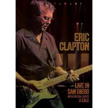Eric Clapton: Live In San Diego With Special Guest J.J. Cale, Blu-ray Disc