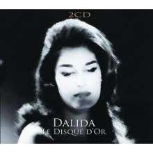 Dalida: Le Disque D'Or, 2 CDs