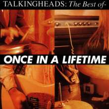 Talking Heads: Once In A Lifetime: The Best, CD