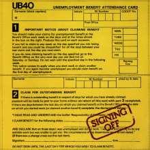 UB40: Signing Off, CD