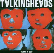 Talking Heads: Remain In Light (Deluxe-Edition), 1 CD und 1 DVD-Audio