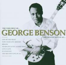 George Benson (geb. 1943): The Greatest Hits Of All, CD