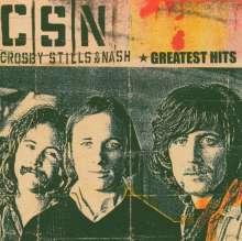 Crosby, Stills & Nash: Greatest Hits, CD
