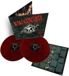 Killswitch Engage: As Daylight Dies (Limited Numbered Edition) (Red & Black Marbled Vinyl), 2 LPs