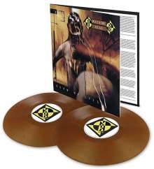 Machine Head: Burn My Eyes (remastered) (Limited Numbered Deluxe Edition) (Gold & Orange Vinyl), 2 LPs