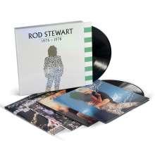 Rod Stewart: Rod Stewart: 1975-1978, 5 LPs
