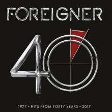 Foreigner: 40, CD