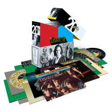 """The Doors: The Singles (Limited-Numbered-Edition-Box-Set), 20 Singles 7"""""""