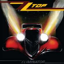 ZZ Top: Eliminator (Red Vinyl), LP
