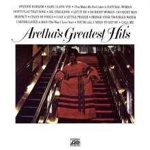 Aretha Franklin: Aretha's  Greatest Hits, LP